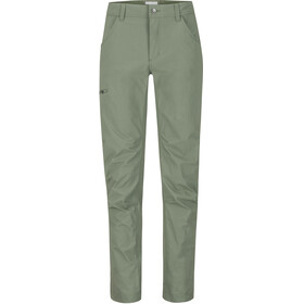 Marmot Arch Rock Spodnie Mężczyźni zielony